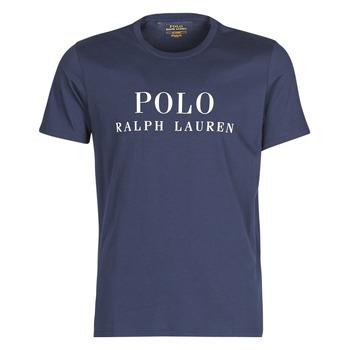 Îmbracaminte Bărbați Tricouri mânecă scurtă Polo Ralph Lauren SS CREW Albastru