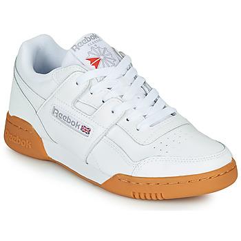 Pantofi Pantofi sport Casual Reebok Classic WORKOUT PLUS Alb