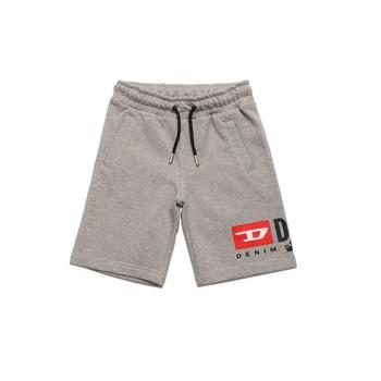 Îmbracaminte Băieți Pantaloni scurti și Bermuda Diesel PSHORTCUTY Gri