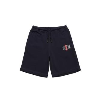 Îmbracaminte Băieți Pantaloni scurti și Bermuda Diesel PEDDY Albastru