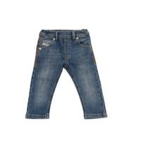 Îmbracaminte Băieți Jeans slim Diesel KROOLEY Albastru