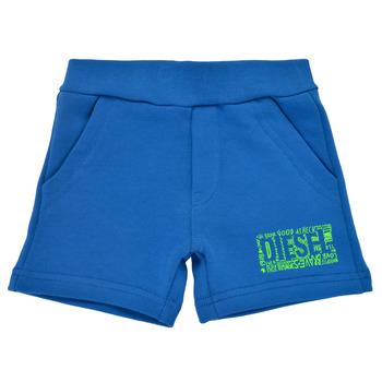 Îmbracaminte Băieți Pantaloni scurti și Bermuda Diesel POSTYB Albastru