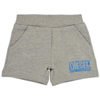 Îmbracaminte Băieți Pantaloni scurti și Bermuda Diesel POSTYB Gri