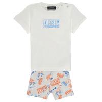 Îmbracaminte Băieți Compleuri copii  Diesel SILLIN Multicolor