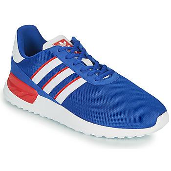 Pantofi Copii Pantofi sport Casual adidas Originals LA TRAINER LITE J Albastru / Alb