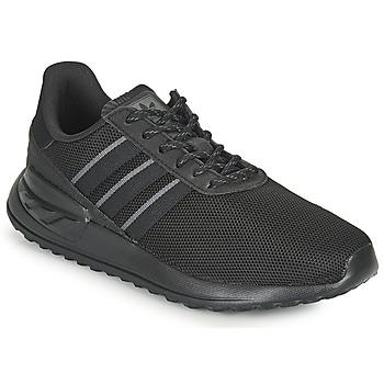 Pantofi Copii Pantofi sport Casual adidas Originals LA TRAINER LITE J Negru