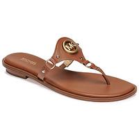 Pantofi Femei  Flip-Flops MICHAEL Michael Kors CONWAY SANDAL Coniac
