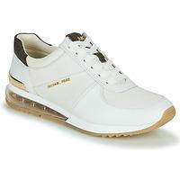 Pantofi Femei Pantofi sport Casual MICHAEL Michael Kors ALLIE TRAINER EXTREME Crem