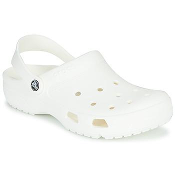 Pantofi Saboti Crocs COAST CLOG WHI Alb
