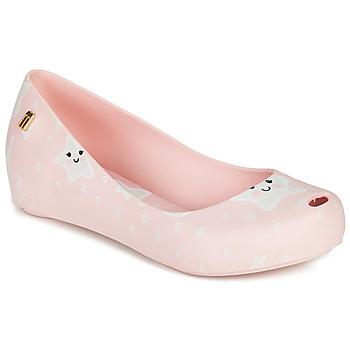 Pantofi Fete Sandale  Melissa MEL ULTRAGIRL SWEET DREAMS Roz / Alb