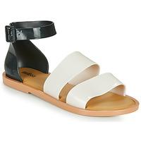 Pantofi Femei Sandale  Melissa MELISSA MODEL SANDAL Alb / Negru