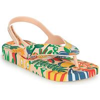 Pantofi Copii  Flip-Flops Melissa MINI MELISSA & IPANEMA Multicolor