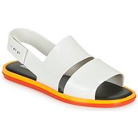 Pantofi Femei Sandale  Melissa CARBON Alb