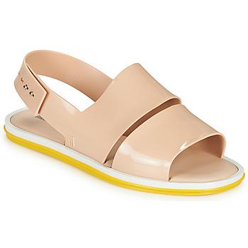 Pantofi Femei Sandale  Melissa CARBON Bej / Galben