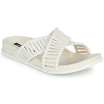 Pantofi Femei Papuci de vară Melissa COSMIC II & SALINAS Alb