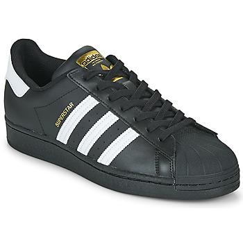 Pantofi Pantofi sport Casual adidas Originals SUPERSTAR Negru / Alb