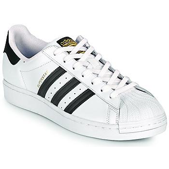Pantofi Pantofi sport Casual adidas Originals SUPERSTAR Alb