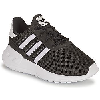Pantofi Copii Pantofi sport Casual adidas Originals LA TRAINER LITE EL I Negru / Alb
