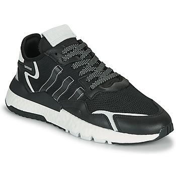 Pantofi Bărbați Pantofi sport Casual adidas Originals NITE JOGGER Negru