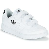 Pantofi Copii Pantofi sport Casual adidas Originals NY 92  CF C Alb / Negru
