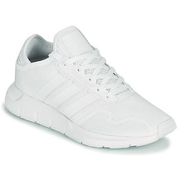 Pantofi Copii Pantofi sport Casual adidas Originals SWIFT RUN X J Alb