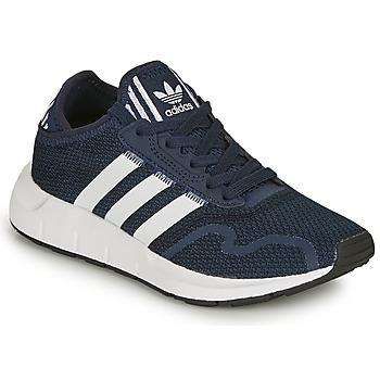 Pantofi Copii Pantofi sport Casual adidas Originals SWIFT RUN X C Albastru