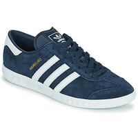 Pantofi Bărbați Pantofi sport Casual adidas Originals HAMBURG Albastru