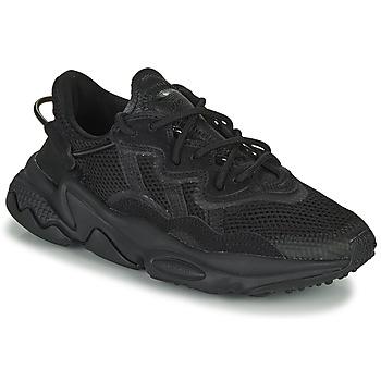 Pantofi Copii Pantofi sport Casual adidas Originals OZWEEGO J Negru