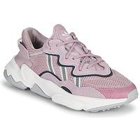 Pantofi Femei Pantofi sport Casual adidas Originals OZWEEGO W Violet