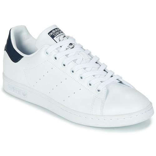 Pantofi Pantofi sport Casual adidas Originals STAN SMITH SUSTAINABLE Alb / Albastru