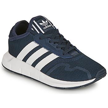 Pantofi Băieți Pantofi sport Casual adidas Originals SWIFT RUN X C Albastru