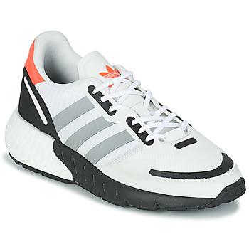 Pantofi Copii Pantofi sport Casual adidas Originals ZX 1K BOOST J Alb / Gri