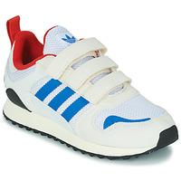 Pantofi Copii Pantofi sport Casual adidas Originals ZX 700 HD CF C Bej / Albastru