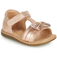 Pantofi Fete Sandale  Shoo Pom TITY NEW KNOT Roz