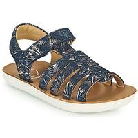 Pantofi Fete Sandale  Shoo Pom GOA SPART Albastru