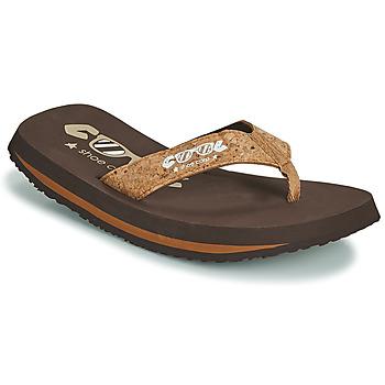 Pantofi Bărbați  Flip-Flops Cool shoe ORIGINAL Bej