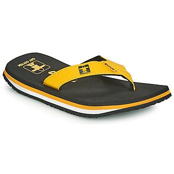Pantofi Bărbați  Flip-Flops Cool shoe ORIGINAL Negru / Galben