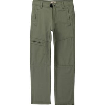 Îmbracaminte Băieți Pantaloni Cargo Timberland CARGOTA Kaki