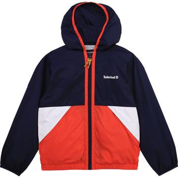 Îmbracaminte Băieți Jacheta de vânt Timberland COPPO Multicolor
