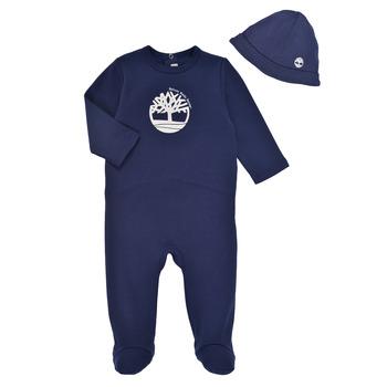 Îmbracaminte Băieți Pijamale și Cămăsi de noapte Timberland HIPPI Albastru