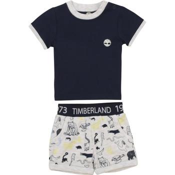 Îmbracaminte Băieți Compleuri copii  Timberland PITTI Multicolor