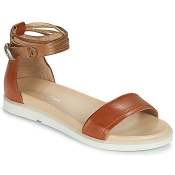 Pantofi Femei Sandale  Dream in Green IRVANI Maro