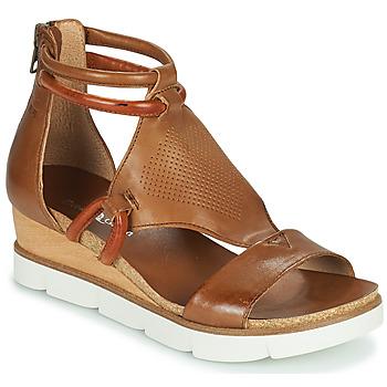 Pantofi Femei Sandale  Dream in Green LIRABIEN Portocaliu