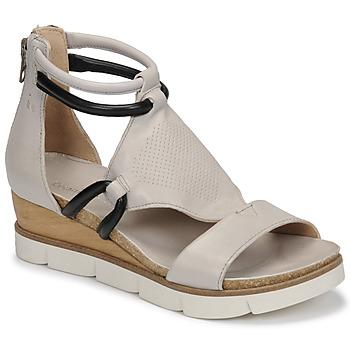 Pantofi Femei Sandale  Dream in Green LIRABIEN Argintiu