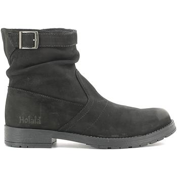Pantofi Copii Ghete Holalà HL120002L Negru