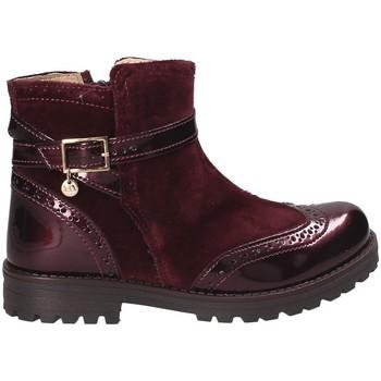 Pantofi Copii Ghete Melania ME6146F7I.B Roșu