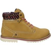 Pantofi Copii Ghete Wrangler WG17230 Galben