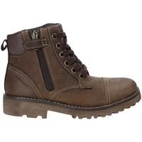 Pantofi Copii Ghete Geox J643DA 04554 Maro