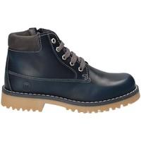 Pantofi Băieți Ghete Melania ME2628D8I.C Albastru