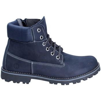 Pantofi Băieți Ghete Melania ME6629F8I.B Albastru
